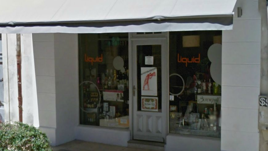 Boutique Liquid rue Bonneterie