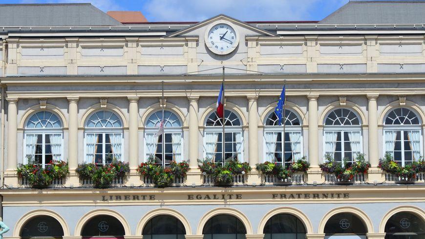 Mairie de Saint-Étienne (Loire)