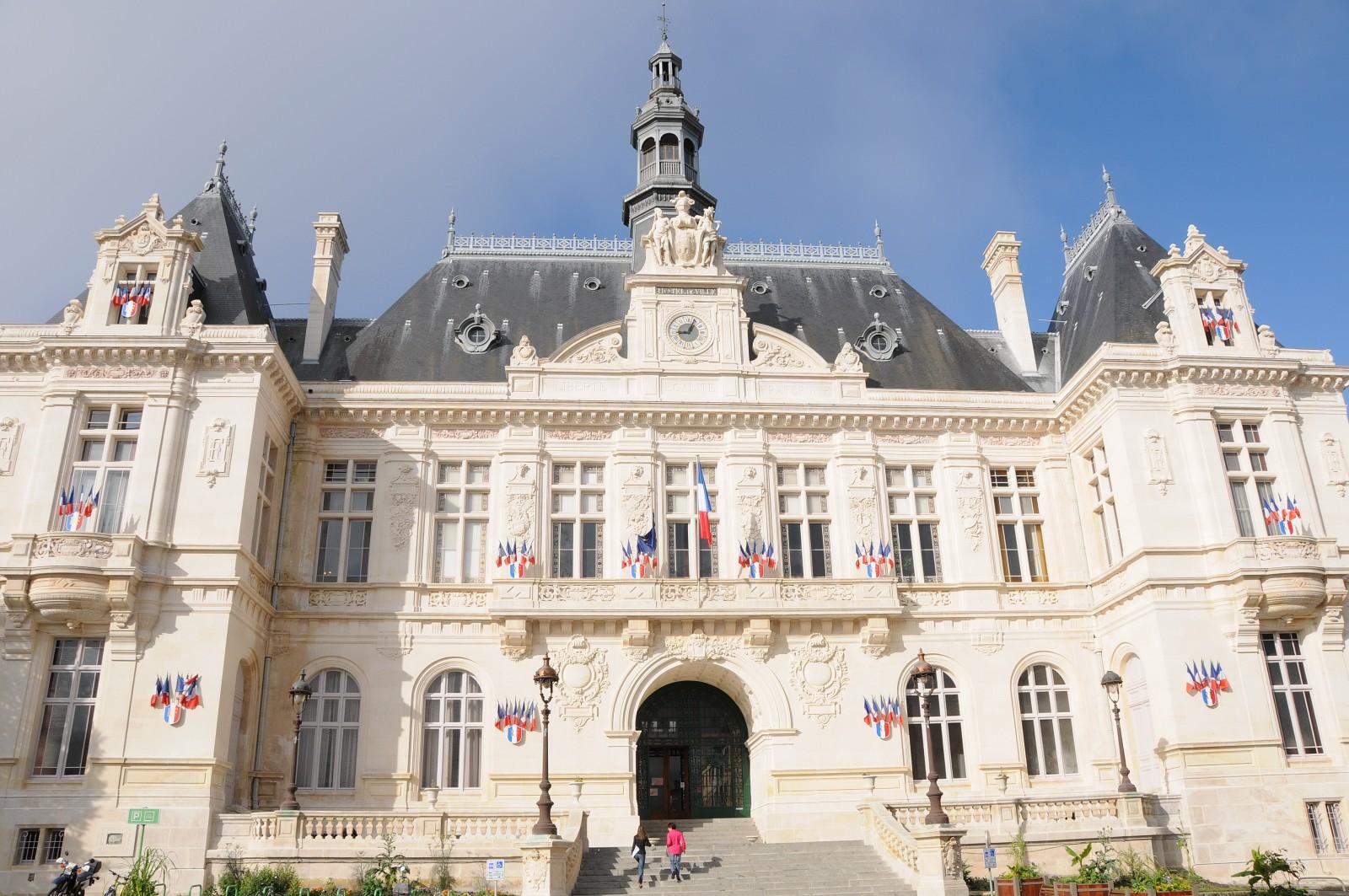 Hôtel de ville de Niort