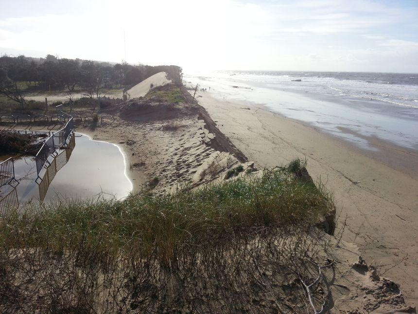 Les prochaines grandes marées en Gironde sont attendues début mars - Radio France
