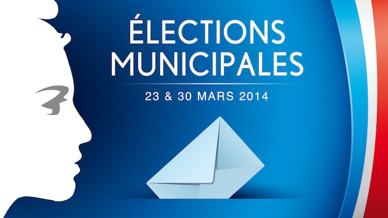 Municipales 2014 (illustration)