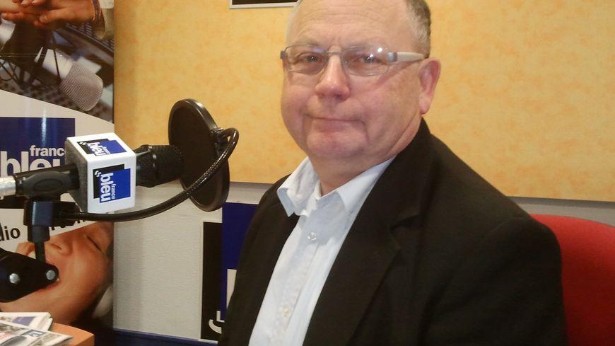 Pascal Erre, secrétaire départemental du Front National dans la Marne.
