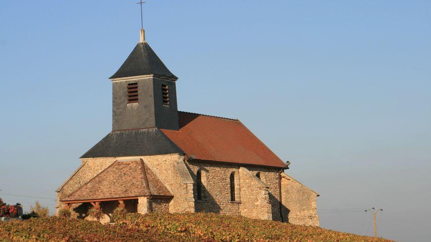 Mutigny-en-Champagne et son église