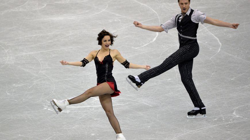Nathalie Péchalat and Fabian Bourzat, les danseurs sur glace