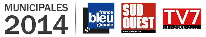 Bandeau municipales france bleu sud ouest - Radio France