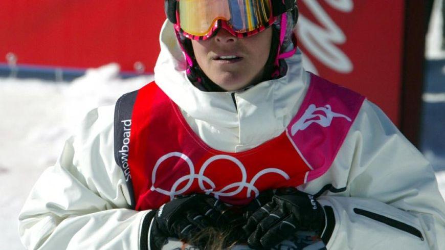 Sophie Rodriguez, la snowboardeuse des 7 Laux.