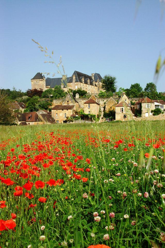Berbiguières ( Dordogne) - Paysage