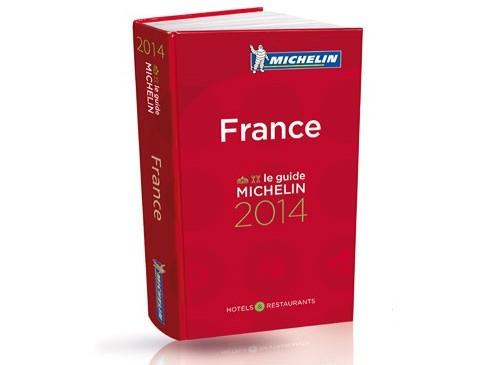 Guide MICHELIN France : toutes les nouvelles étoiles 2014