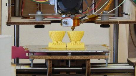 Avec l'imprimante 3D, la seule limite est celle de l'imagination