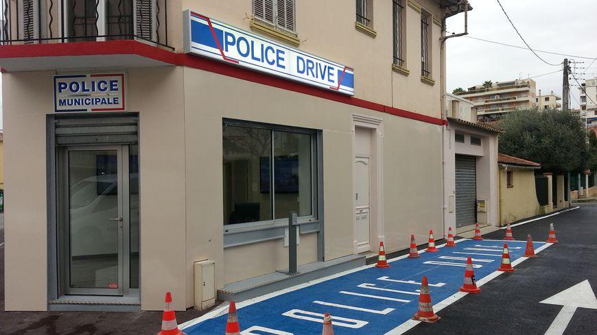 Le Police Drive du Cannet