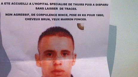 Des affiches ont été apposées un peu partout à Perpignan pour tenter de retrouver Youssef