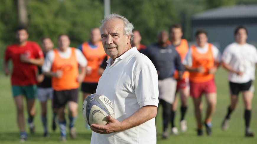 Michel Couturas, l'ancien entraîneur du CSBJ