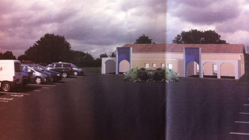 Le projet de l'association des musulmans de Montpon pour leur future mosquée
