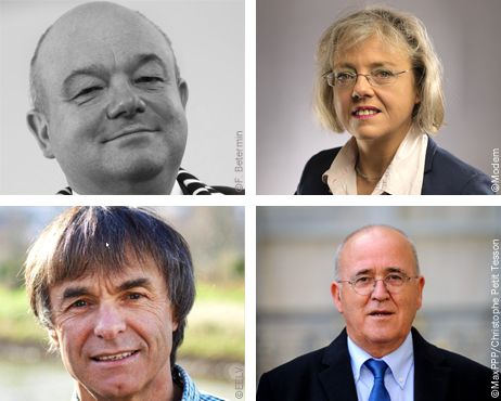 Candidats 2014 mairie Quimper 29 - 462px - Radio France
