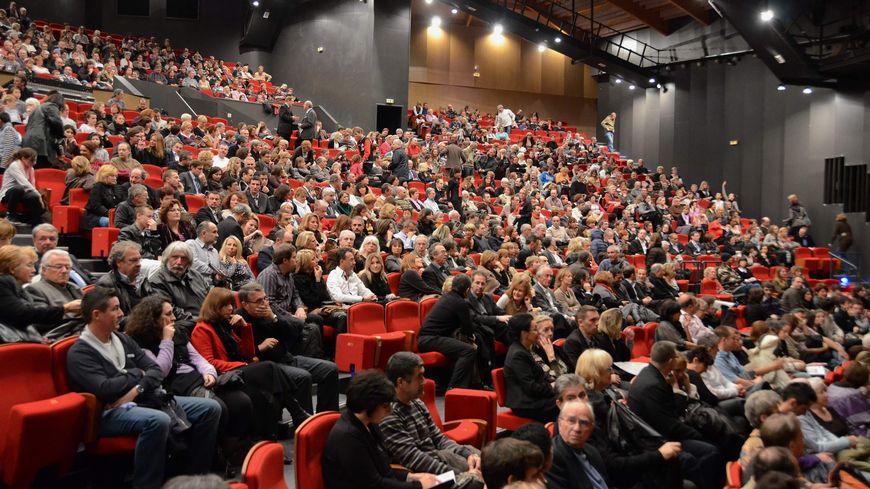 La salle du Pin Galant à Mérignac