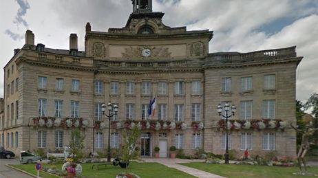 Mairie d'Alençon (capture d'écran).