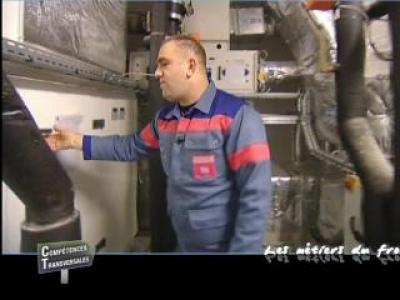 Technicien d'intervention et maintenance énergétique en conditionnement d'air