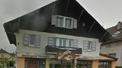 La boulangerie du Stade, à Thonon