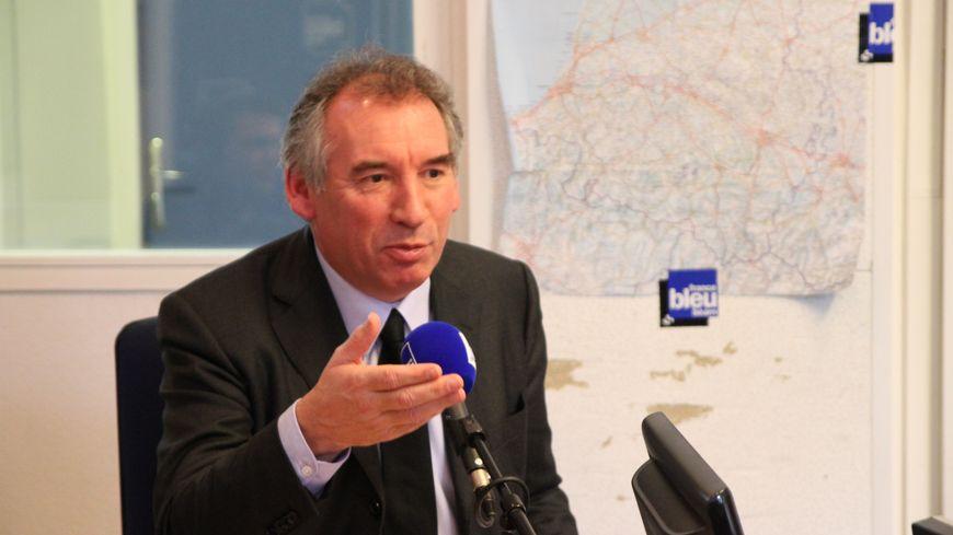 François Bayrou élu maire de Pau avec 62,95% des voix (archives 2014)