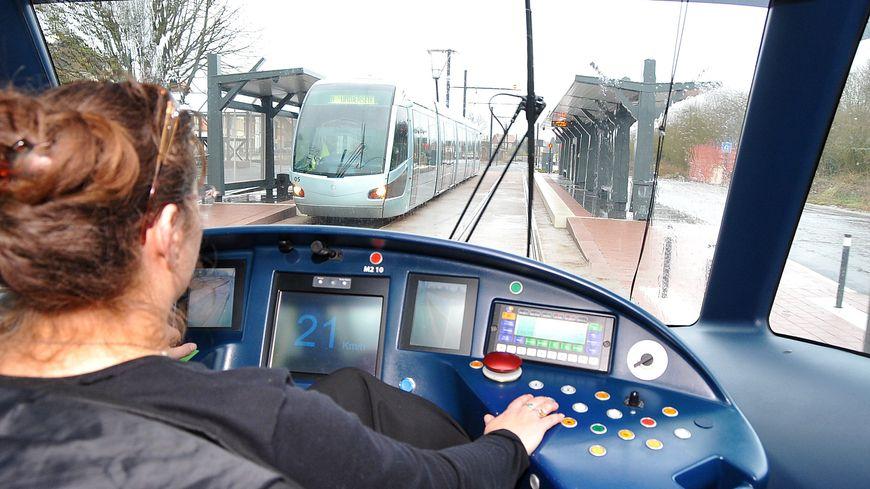 La nouvelle ligne de tramway de Valenciennes