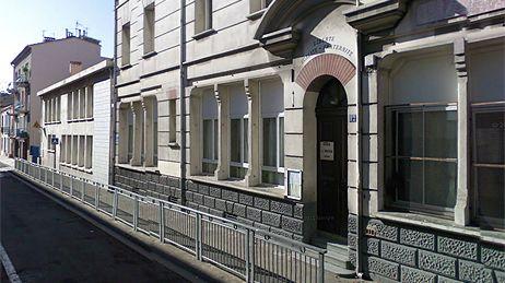 L'école Jean-Jacques Rousseau à Perpignan