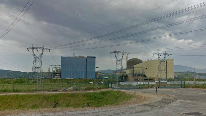 centrale nucléaire st-alban-de-roche