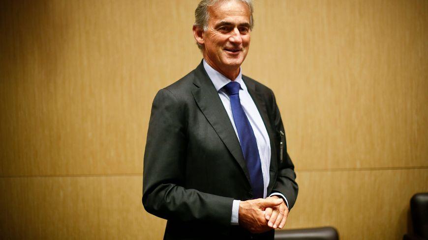 Frédéric Gagey, PDG d'Air France.