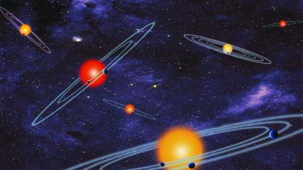 Ces exoplanètes sont situées en dehors de notre système solaire