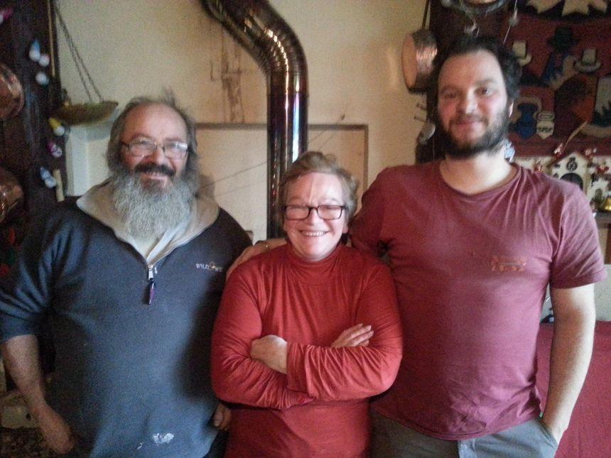 Ferme de Savoyères à Claix  - Radio France