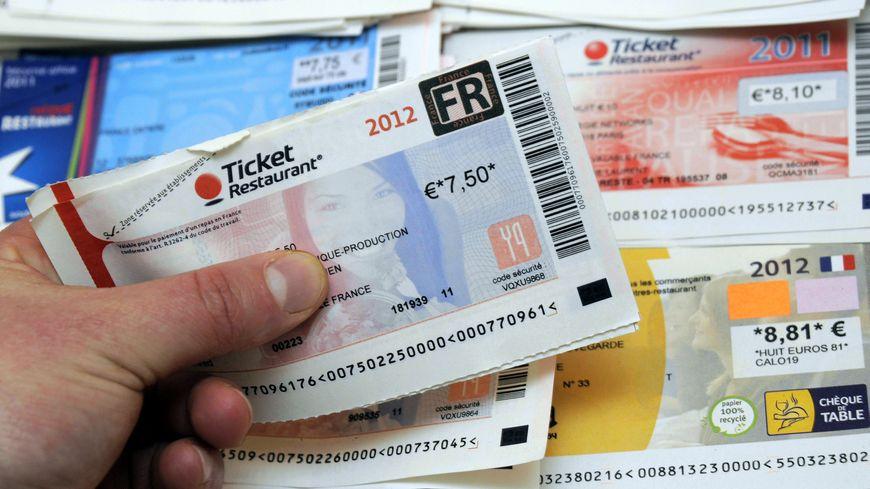"""Les """"tickets resto"""" version papier restent disponibles"""