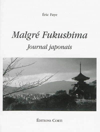 Livre Malgré Fukushima