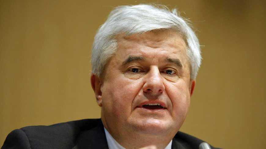 Eric Raoult, maire du Raincy