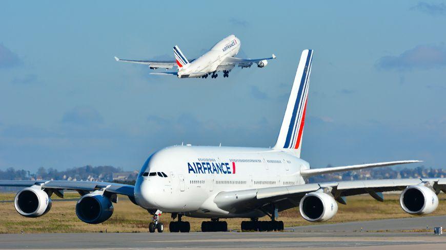 Le trafic aérien devrait être réduit de 30% dans les aéroports parisiens