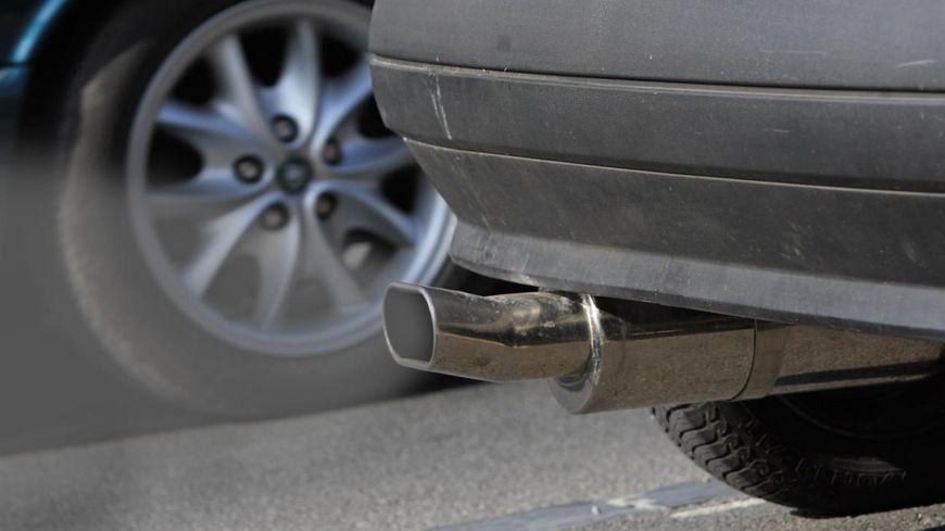 pollution de l'air et voitures