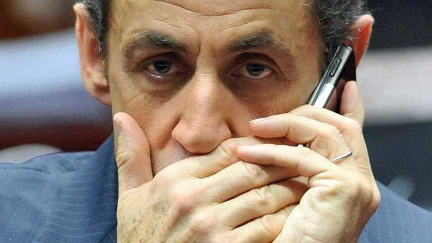 Nicolas Sarkozy était placé sur écoute dans le cadre de l'affaire sur le financement présumé occulte de sa campagne de 2007