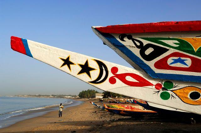 La pêche au Sénégal