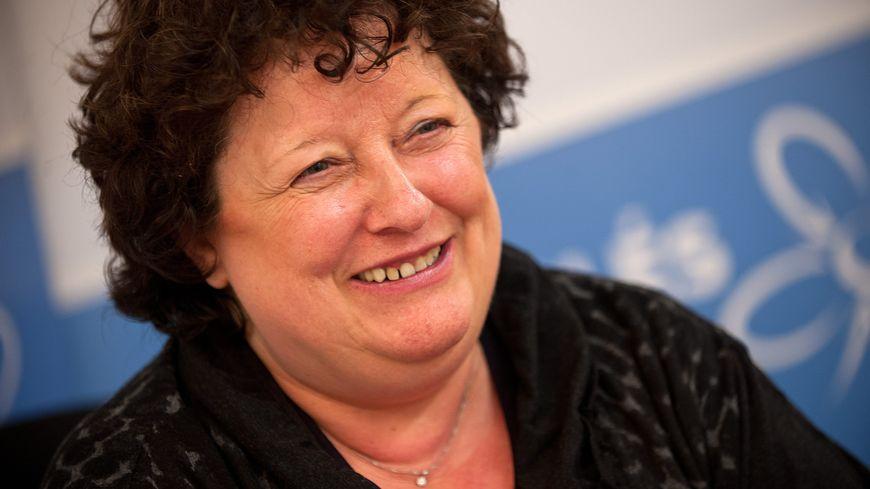 Brigitte Fouré, candidate UMP-UDI-Modem à Amiens