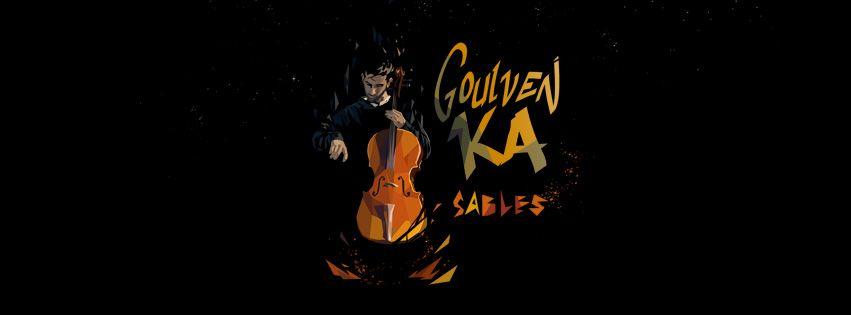 Sables, le nouvel album de Goulven Ka