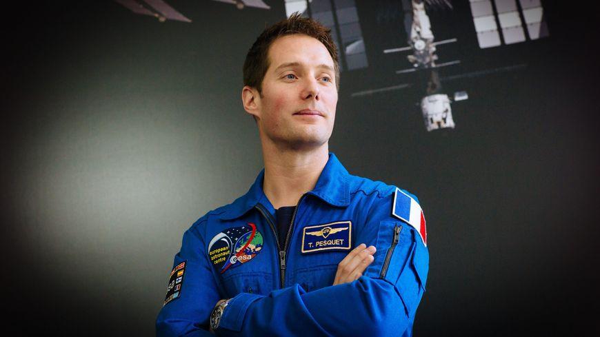 Thomas Pesquet  sera le 10ème Français à être envoyé dans l'espace