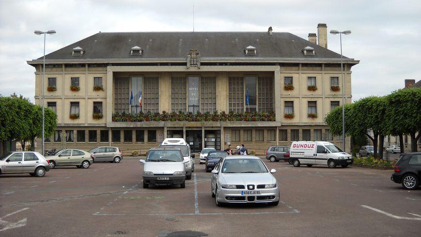 Mairie d'Argentan.