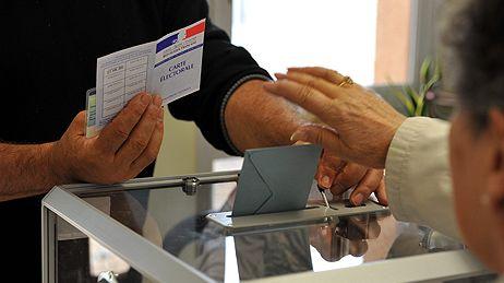 Urne de vote pour les élections