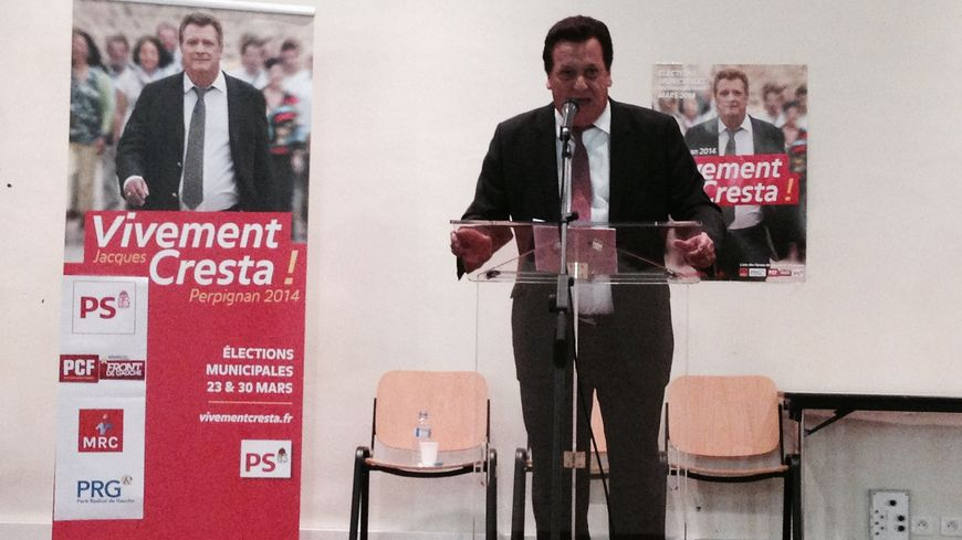 """Jacques Cresta : """"je sais pouvoir compter sur une coopération sans faille avec le département et la région"""""""