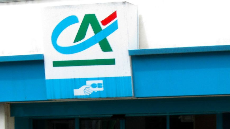 Une agence du Crédit Agricole (illustration).