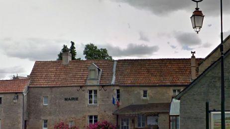 Mairie de Colomby-sur-Thaon (capture d'écran Google Map).