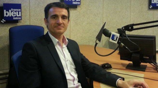 Éric Piolle, le maire de Grenoble.