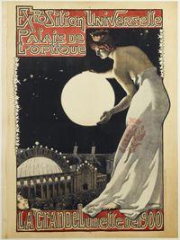 *1 Affiche de l'Exposition Universelle