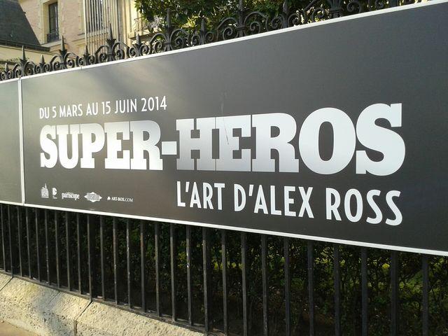 Super-héros : L'Art d'Alex ross