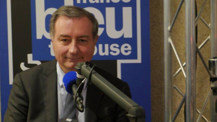 Jean-Luc Moudenc, maire de Toulouse.