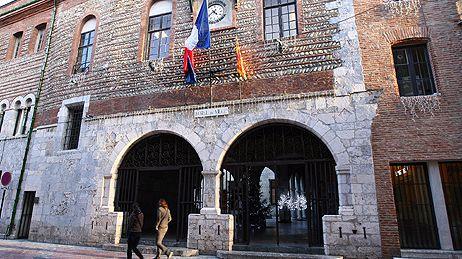 La mairie de Perpignan