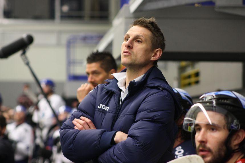 Hockey caen photo Luc Chauvel - Radio France